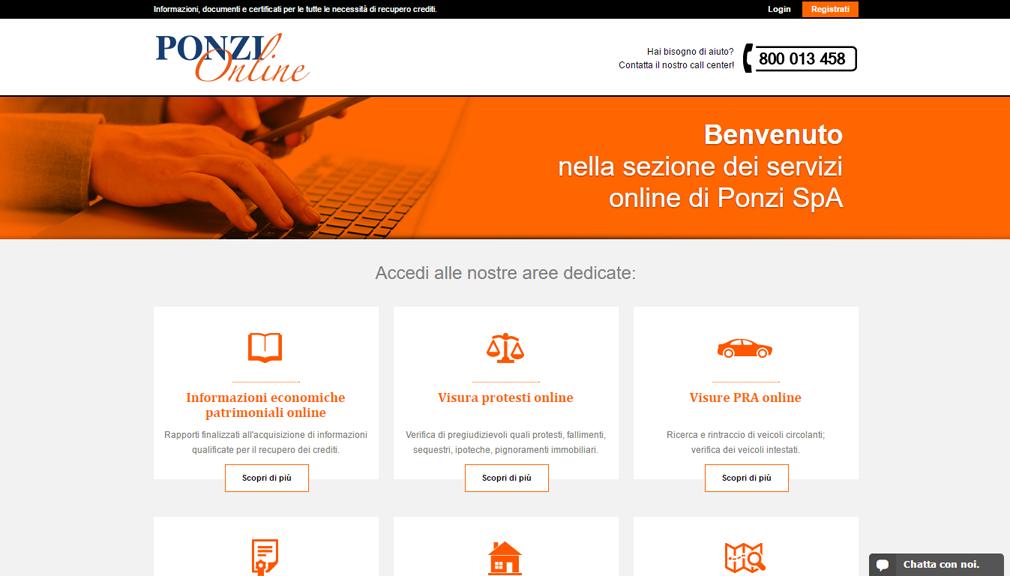 Ponzi Online